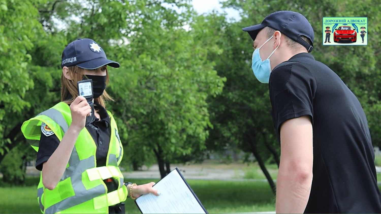 Поліцейські вперше оштрафували «свого»